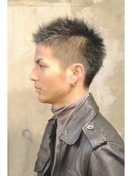 髪型 ソフトモヒカン