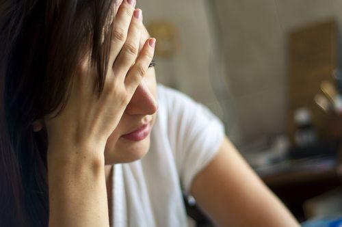 M字ハゲ(生え際前髪の薄毛) ストレス