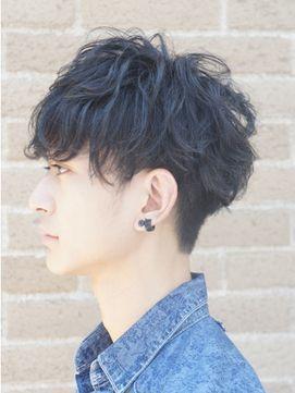 髪型 側頭部が薄い方(側頭部ハゲ)
