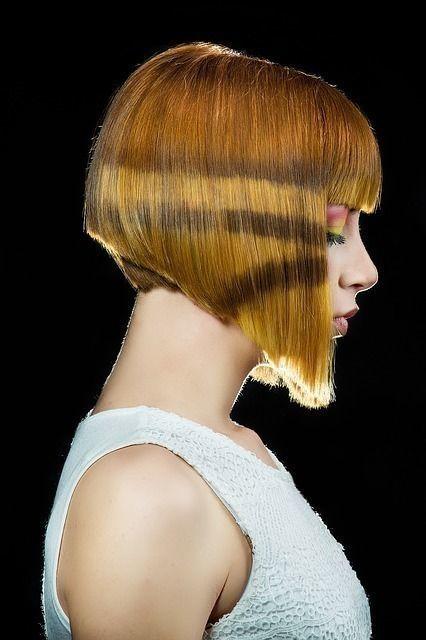 髪型 ボブは分け目の作り方に注意