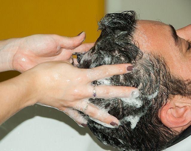 薄毛対策薄毛治療 頭皮を清潔に保つ