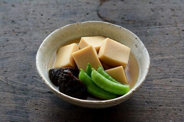 生活習慣 3.高野豆腐の煮物