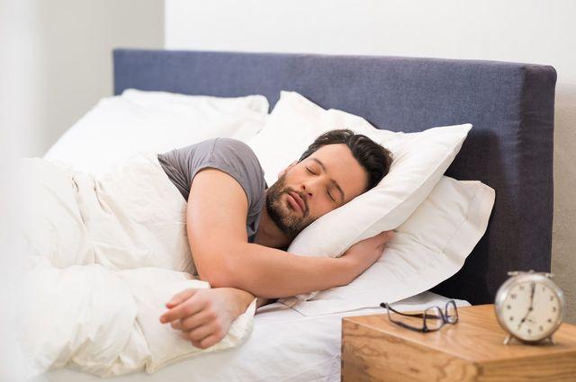 O字ハゲ(頭頂部ハゲ/つむじハゲ) 十分な睡眠時間を確保する
