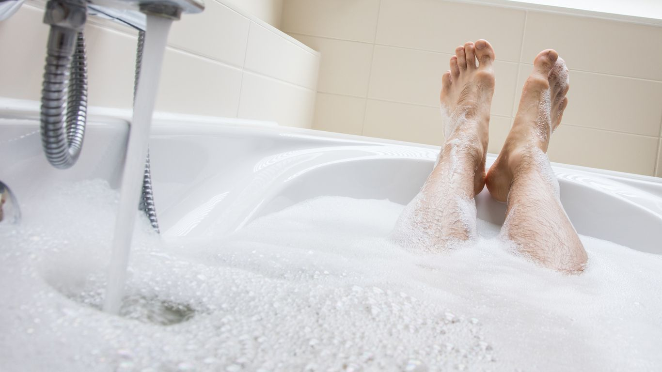 BUBKA(ブブカ) 1. お風呂で体を温める