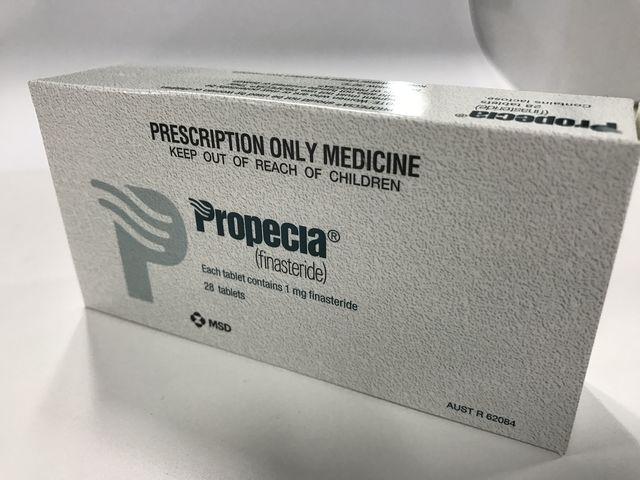 プロペシア プロペシアは効果が認められている医薬品