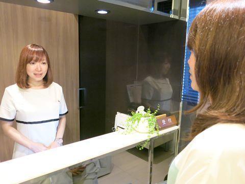 東京ビューティークリニック ステップ1. 【無料】受付問診票の記入血圧測定