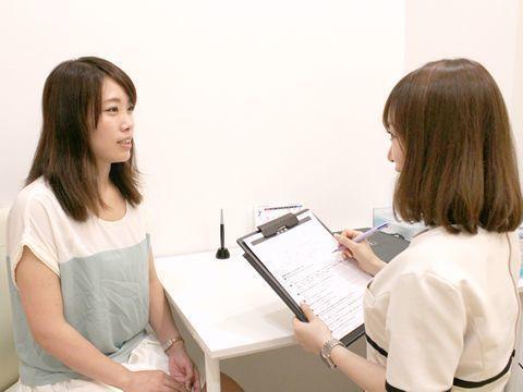 東京ビューティークリニック ステップ2. 【無料】専門医師による問診
