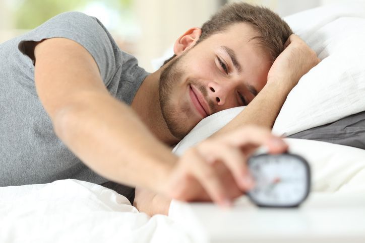 AGA若ハゲの予防 対策6. よく眠る