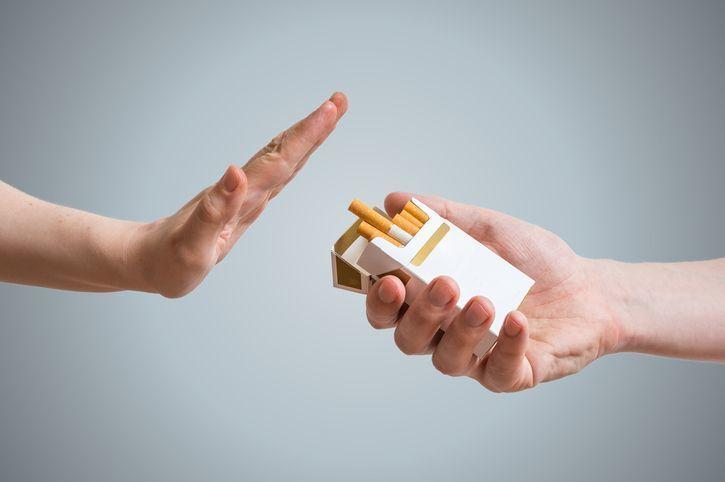 AGA若ハゲの予防 対策7. 禁煙