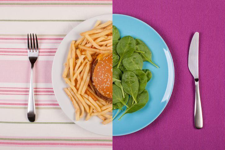 AGA若ハゲの予防 対策4. 食生活食べ物の改善