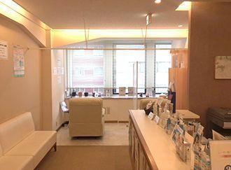 札幌a-clinic内です。