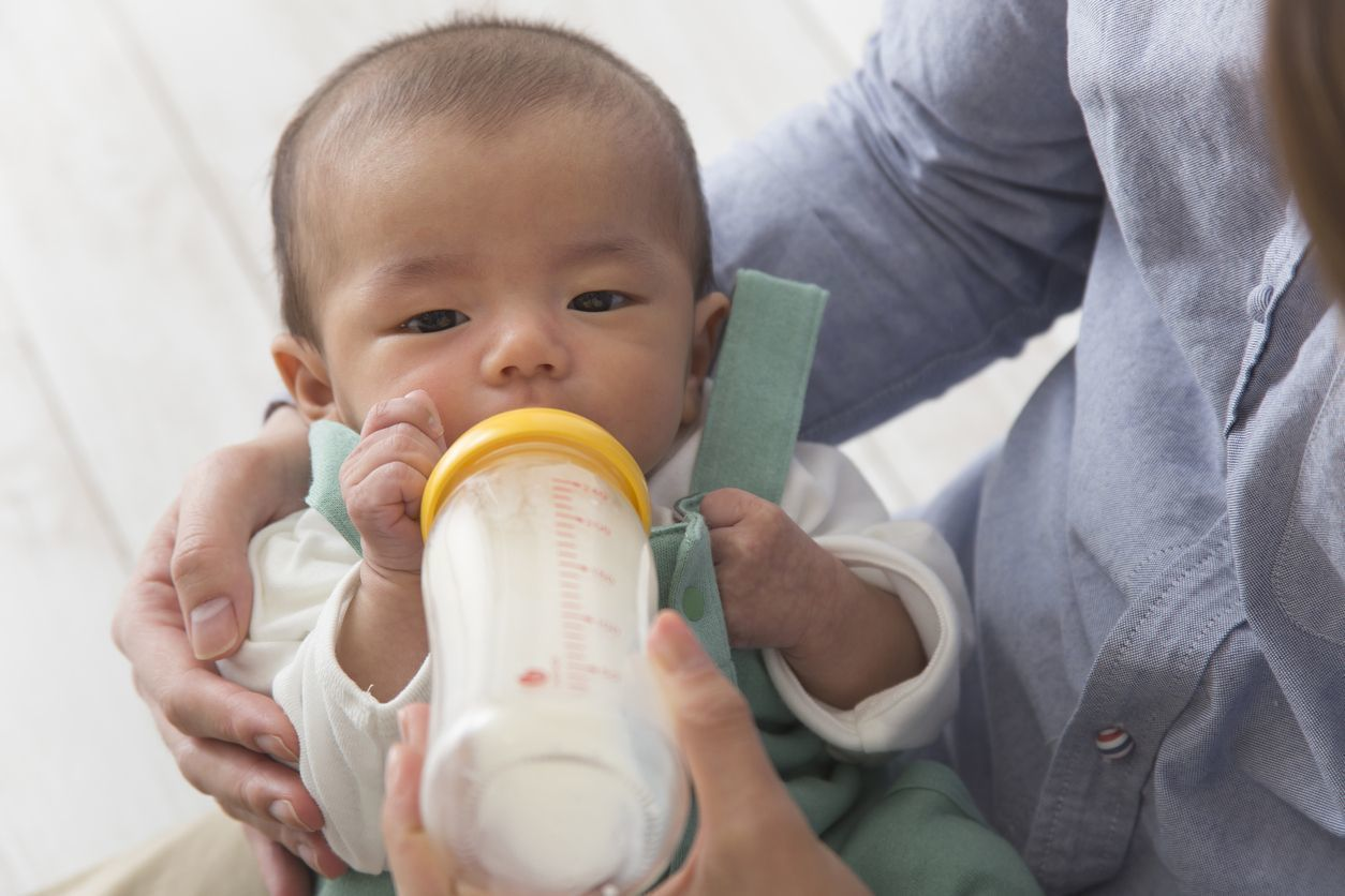 チャップアップ 赤ちゃんもハゲ散らかす?