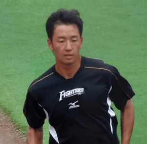 チャップアップ 斎藤佑樹(プロ野球選手)