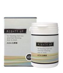AGA専門クリニック ②高い発毛効果!オリジナル治療薬のマイティアップ