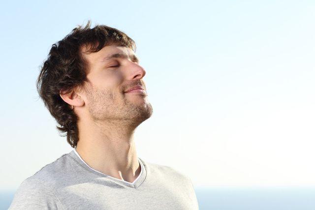 AGA若ハゲの原因 たっぷりの酸素が脳下垂体の働きを正常にする