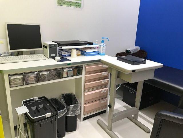 AGA専門クリニック (6)血液検査、血圧検査