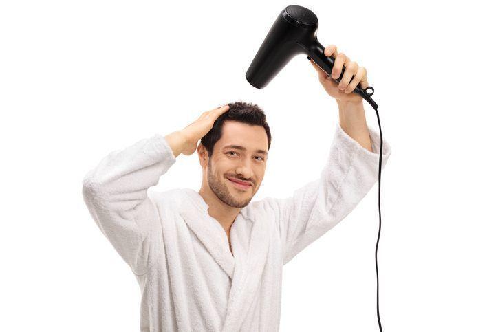 シャンプー 抜け毛を減らすドライヤーの使い方