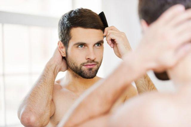 髪型 薄毛の人にはすっきりする短髪がおすすめ!