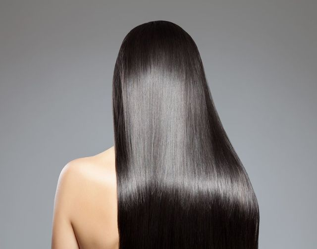 髪型 ストレートヘアー