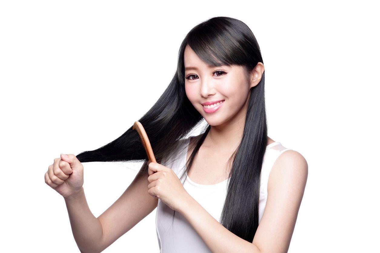 髪型 育毛剤を使用する