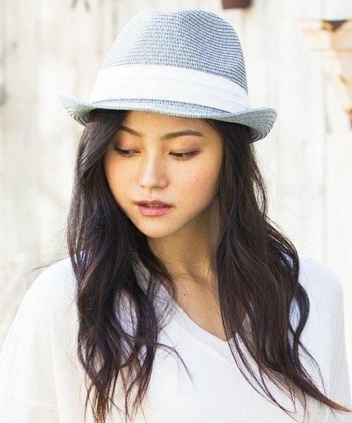 髪型 帽子ハット