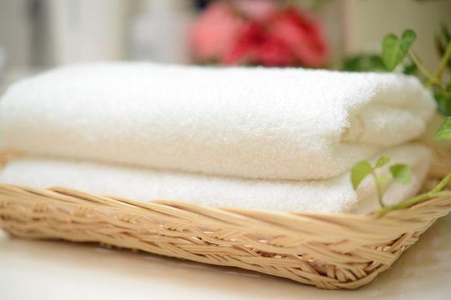 薄毛対策薄毛治療 蒸しタオルを利用する