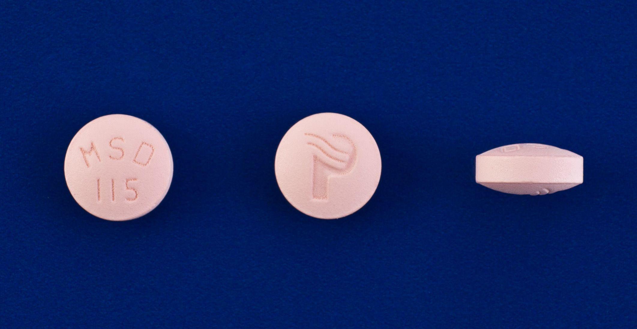 プロペシア 4.錠剤の色や形をチェック!