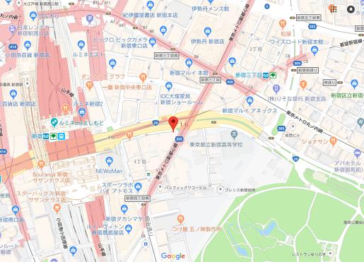 AGA専門クリニック 新宿本院