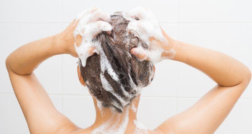 脂漏性脱毛症 シャンプーの洗い残し