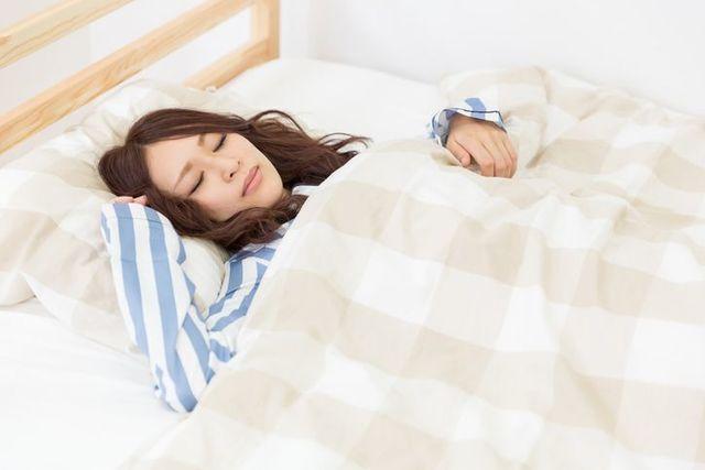 びまん性脱毛症 睡眠