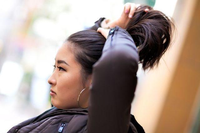 薄毛対策薄毛治療 髪型による頭皮の負担