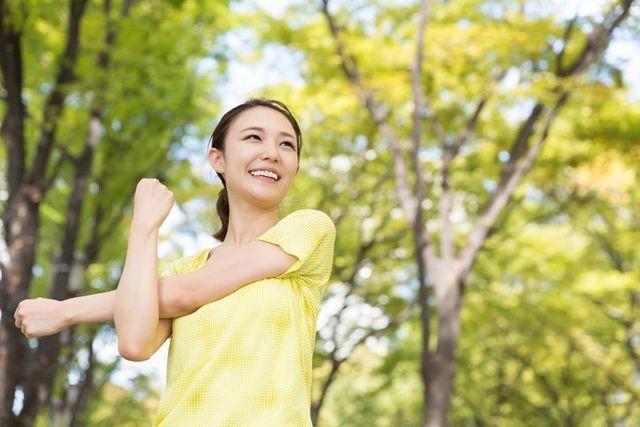 薄毛対策薄毛治療 適度な運動で血行を促進する