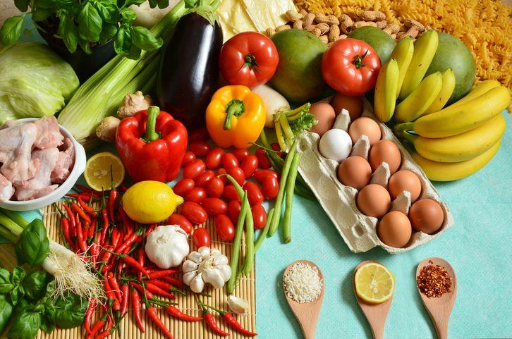 育毛剤 栄養バランスの良い食生活にする