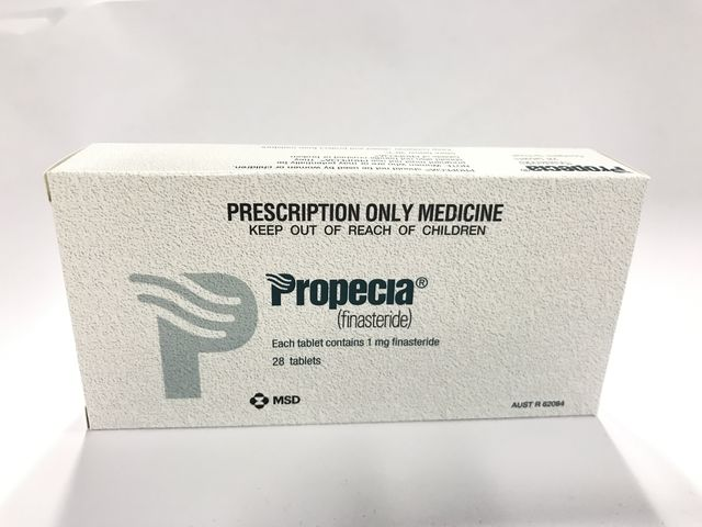 AGA若ハゲの原因 薄毛治療薬「プロペシア」を処方してもらう