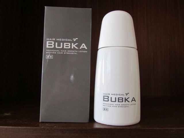 濃密育毛剤BUBKA(ブブカ)